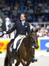 Todd Flettrich and Otto in Aachen