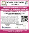 Women in Business Lunch with Cornelia