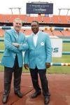 Bob Griese and Nat Moore
