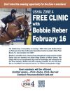 2015 USHJA Zone 4 Free Clinic