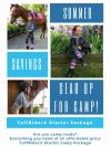 Gear up for Camp! Incredible Summer Savings with TuffRider