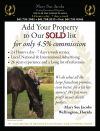 Sell You Property This Season for 4.5% Commission